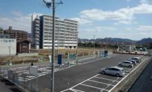 東姫路駅前第1駐車場(兵庫県姫路市)